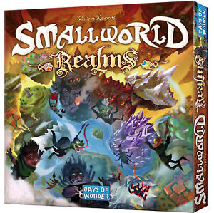 Small World: Realms SEALED UNOPENED FREE SHIPPING