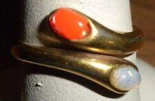 Vintage Avon Gold Tone Ring Size 6