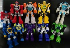 Playskool Transformers Rescue Bots 12 bot LOT of 12' Figures