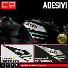 Adesivi Stickers Kit APRILIA RSV 4 RSV FACTORY RS SBK SERBATOIO FUEL TANK DECALS