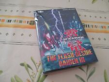 >> RAIDEN III 3 SHOOT SEIBU THE FLASH DESIRE OFFICIAL JAPAN DVD NEW SEALED! <<
