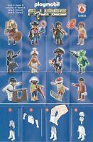 Playmobil 5458 Figuren Figures Serie 6 Boys - neuwertig