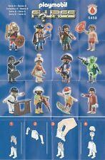Playmobil 5458 figuras figures serie 6 Boys-como nuevo