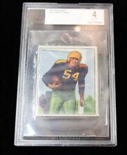 1950 Bowman #10 Larry Craig bvg 4 Green Bay Packers