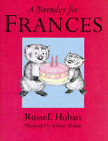 A Birthday For Frances, Hoban, Russell, Very Good Book