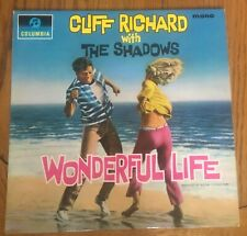 Cliff Richard with The Shadows - Wonderful Life Soundtrack UK 1964 LP Columbia