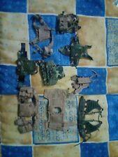 1/6 chalecos Vests Militar Hot Toys Soldier Story BBi