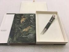 Montblanc Writers Edtn 2019 Rudyard Kipling Mechanical Pencil - New