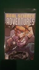 Real Science Adventures Issue #5 Cover B First Printing