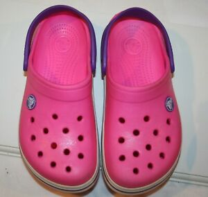 Crocs size 13  Toddler, Kids Girls Crocs Girls Pink