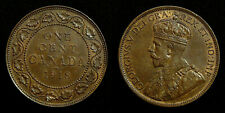 Canada - Cent 1918 George V
