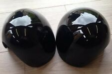 2013-17 GLOSS JET BLACK GENUINE BMW MINI DOOR MIRROR COVERS CAPS F54 F55 F56 F57