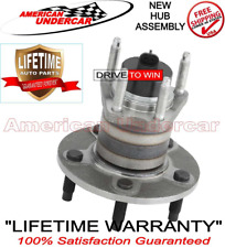 LIFETIME Wheel Bearing Rear Hub Assembly 512285 05-12 Chevrolet Pontiac Saturn