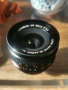 KONICA Hexanon AR 28 mm 3.5 numéro 6811920