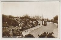 Kent postcard - Madeira Promenade, Ramsgate - P/U 1929 (A837)