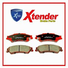 MD729 REAR 4 Brake Pad Semi Metallic Set Chevy S10 Blazer Gmc Jimmy Isuzu Hombre
