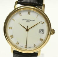 FREDERIQUE CONSTANT Classic index FC300/310x35/36 white Dial AT Men's_507178