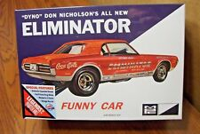 "MPC ""DYNO"" DON NICHOLSON'S ELIMINATOR FUNNY CAR 1/25 SCALE MODEL KIT"
