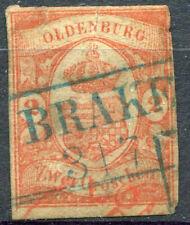 Oldenburg    Mi.#  7  gebraucht