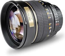 Walimex Pro CSC Kameraobjektiv Objektiv Gewinde 72mm IF AS & ED Linsen für Nikon