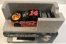2015 Tony Stewart Bass Pro Shops NASCAR Signed Auto 1/24 Diecast Car COA