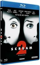 blu ray Scream 2 neuf sous blister