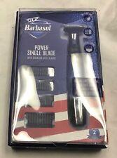 Barbasol CBT13101BLB Battery Powered Single Blade Shaver - NEW