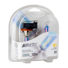 Nokya Cosmic White H9 5000K 100W S2 Headlight Halogen Light Bulb NOK8025