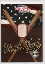 2013 Triple Play Real Feel #4 Game Bat