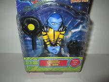 Butt-Ugly Martians: Commander B. Bop w/ Laser Launcher (Hasbro, 2001)