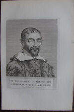 PIERRE GASSENDI (1592-1655) , MATHEMATICIEN, PHILOSOPHE THEOLOGIEN, ASTRONOME
