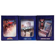 Mattel Marvel Secret Wars Hot Wheels Cars 3-Pack Set SDCC Capt America Iron Man