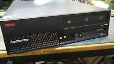 LENOVO ThinkCentre MT-M9636-75G Intel E2180 RAM 2 GB HDD 160 GB DVD-RW