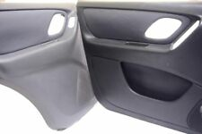 Ford Escape Front and Rear Door Panel Synthetic Leather Gray For 01-07
