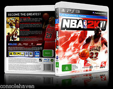 (PS3) NBA 2K11 / 2011 (G) (Sports: Basketball) Guaranteed, Tested, Australian