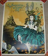 THE WONDERFUL WIZARD OF OZ world movie poster print Erica Williams book Baum
