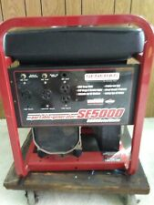 USED PORTABLE GENERAC SE5000 GENERATOR LOCAL PICK UP ONLY
