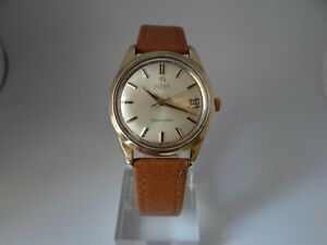 Omega Seamaster Gold & Stainless Steel Automatic Cal 562  Vintage