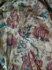 Ralph Lauren Highgate Woods king bed skirt Jacobean English Country