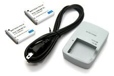 Battery / Charger For Canon PowerShot SX170 IS SX500 IS SX240 HS SX260 HS New