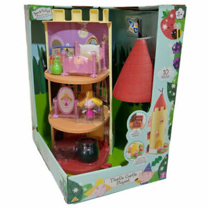 Ben & Holly's Little Kingdom Thistle Castle Playset with Princess Holly Figure