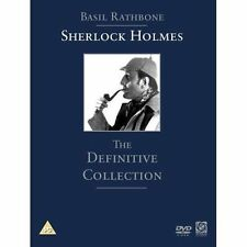 Sherlock Holmes - The Definitive Collection Box Set | New | Sealed | DVD