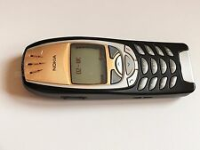NOKIA 6310i MOBILE PHONE, BLACK & GOLD, BUSINESS PHONE, UNLOCKED, GRADE A