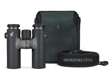 NEW Swarovski CL Companion FieldPro 8x30 Binoculars Anthracite Wild Nature Kit