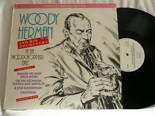 WOODY HERMAN Woodchoppers Ball Sonny Berman Flip Phillips Bill Harris LP