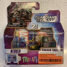 Marvel Minimates Nebula & Sakaar Trooper Series 57 Guardians Of The Galaxy