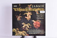 J. S. Bach Kalr Münchinger Stuttgarter Kammerorchester Weihnachtsoratorium Klass