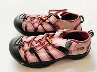 Keen Sandals Waterproof Hydro Pink Womens Size 4 Hiking Camping Water Shoes