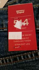 levis 514 ..new with tags. never worn..33waist