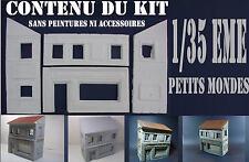 DIORAMA MAQUETTE BOUTIQUE 1 35 EME pour kit TAMIYA DRAGON ITALERI  MINIART